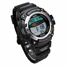 Casio Pre-owned Used SGW-300H-1A Mens Twin Sensor Sports Watch Altimeter SGW-300