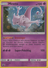 Pokemon - SM77 - Mewtu - Promokarte