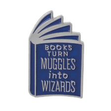 Harry Potter Metal Pin