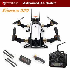 Walkera Furious 320 RTF2 Quadcopter Race Drone w/ DEVO10, GPS, 1080P Camera, OSD