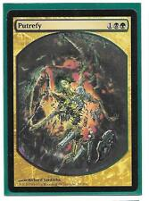PUTREFY FULL ART DCI MTG 5/7 P06 NM Ingles Magic