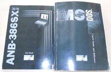 Vintage Manuals & Merchandise