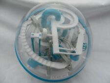 PERPLEXUS EPIC PUZZLE BALL Blue White Clear 3D 3-D Brain Teaser