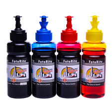 CISS continuous ink refill kit Non OEM Canon  single bottles