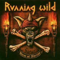 RUNNING WILD - BEST OF ADRIAN  CD NEW