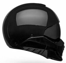 BELL BROOZER SOLID GLOSS BLACK FAST FREE DELIVERY