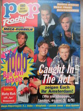 POP ROCKY 8-1995 (1) CITA Marky Mark vs. Dariusz Michalczewski Axl Rose J.Foster