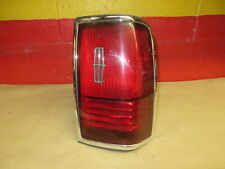 LINCOLN TOWN CAR 90 91 92 93 94 1990-1994 TAIL LIGHT PASSENGER RIGHT OEM bright