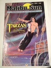 The Malibu Sun # 20, 1992