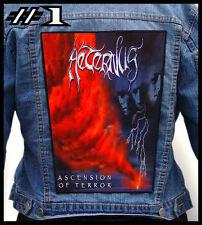 AETERNUS  --- Huge Jacket Back Patch Backpatch --- Various Designs