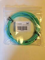 C2G 4034434 5m OM3 LC/ST Dup LSZH Fibre Patch Cable