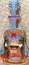 Hard Rock Hotel ORLANDO 2014 Guitar MAGNET Bottle Opener V13 City Tee Shirt NEW