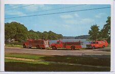 Findley Lake,Volunteer Fire Co Apparatus-Findley Lake,Ny