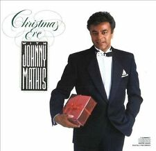 Christmas Eve with Johnny Mathis by Johnny Mathis (CD, Aug-2013, Columbia (USA))