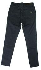 NEW Firetrap Womens Size 28w Long Leg 34L Slim Skinny Dark Blue Jeans