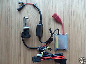 Xenon HID H4 Headlamp Conversion Yamaha XJ600 XJ900