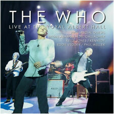 THE WHO LIVE AT THE ROYAL ALBERT HALL 4 LP SEALED LAST COPY!