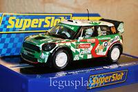 Slot Scx Scalextric Superslot H3523 Mini Countryman WRC Nº 14 - New