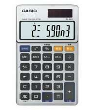 Casio Game Calculator Notebook Type 10 Digits Sl-880-n Japan