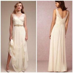 $250   BHLDN FLEUR DRESS new size 4