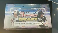 2019 Bowman Draft Hobby Jumbo Box -- Factory Sealed 3 Autos!