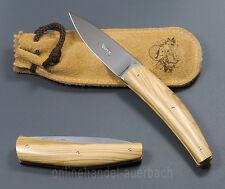 TECNOCUT  VIPER  GOBBO  Olivenholz  Taschenmesser Klappmesser  Messer