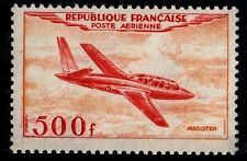 P. Aérienne 32 : FOUGA MAGISTER, Neuf * = Cote 130 € / Lot Timbre France