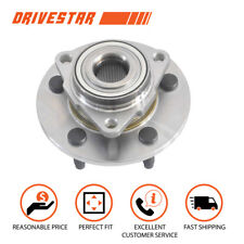 DRIVESTAR Dodge Ram 1500 Truck 515072 Front Wheel Hub and Bearing no ABS