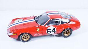 1:18--KYOSHO--Ferrari 365 GTB/4 64  / 41 D 264