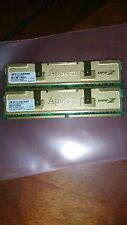 4GB =2X 2GB 2RX8 DDR2 PC2-6400U PC6400 240PIN DIMM INTEL RAM NON-ECC PC RAM