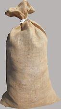 1 Jutesack 60x105cm ca.50kg Sack Jute Jutesäcke Kartoffelsack Säcke Jutegewebe