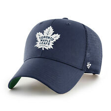NHL Toronto Maple Leafs Cap Basecap Baseballcap Branson Trucker 194602355696