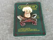 What'S Cooking Fairy #26408 Boyds Bears Folkwear Pin Fairy Retired