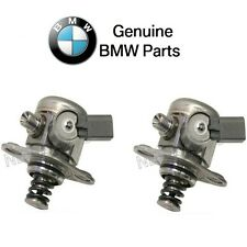 BMW 550i X5 X6 Pair Set of 2 Fuel Pumps with O-Ring High Pressure on Engine OES