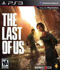 The Last Of Us - Sony Playstation 3 Brand New Sealed Hard Copy PS3 Physical Disc