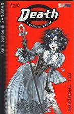 DEATH - A CASA DI DEATH dalla pagine di Sandman - Jill Thompson - Magic Press