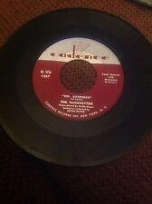 The Chordettes, Mr. Sandman 45, 1954 Doo Wop Cadence
