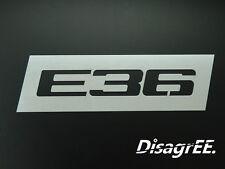 """Karrosserie Blech Einschweißblech """"E36"""" Kotflügel Lufteinlass 325 M3 320 328"""