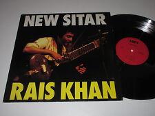 LP/RAIS KHAN/NEW SITAR/Loft 1008