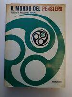 Libro Il mondo del pensiero Filosofia Religione - Enciclopedia I mondi dell'uomo