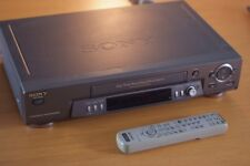 Sony SLV-EZ111 VCR with remote, working, Good condition, Video Cassette, VHS