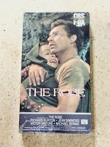 THE ROBE NEW Sealed Betamax Tape 1987 Release w/Watermark Richard Burton CBS FOX