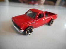Hotwheels Datsun 620 Pick-up in Red