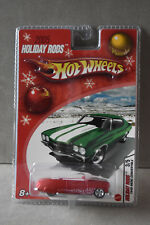 Hot Wheels 2005 Holiday Rods 1949 Merc Convertible Red, 3/5, New In Package