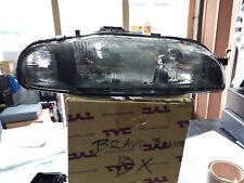 proiettore fanale sinistro fiat bravo e brava compreso lampade