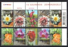 Nederland  -  alle zegels uit NVPH V2077/82 + V2089/98  -  2002  -  gestempeld
