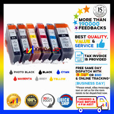 5x Compatible Printer ink Cartridges for Canon Pixma MX895 MX885 MG5250 MG5350