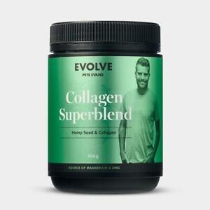 Pete Evans SuperBlend Hemp Collagen Powder - 454grams