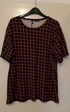 Jersey Short Sleeve Regular Stretch Tops & Shirts for Women