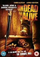 Undead Or Alive [DVD][Region 2]